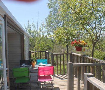 mobil home premium patio
