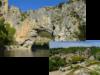 to visit around camping Ardèche