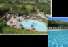 se baigner au camping Ardèche